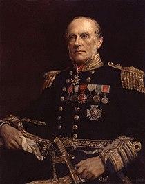 Sir Edward Augustus Inglefield (1820-94) by John Collier, 1897 NPG 2500.jpg
