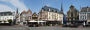Sittard - The Markt (market square) of Sittard