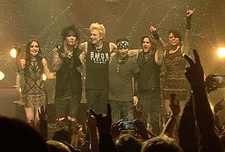 Sixx:A.M. American hard rock band