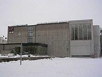 Skissernas museum i Lund, snö 1.jpg