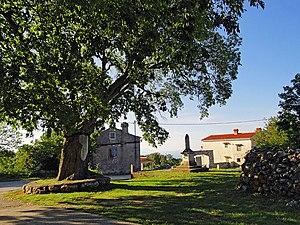 Skitača - Skitača village center