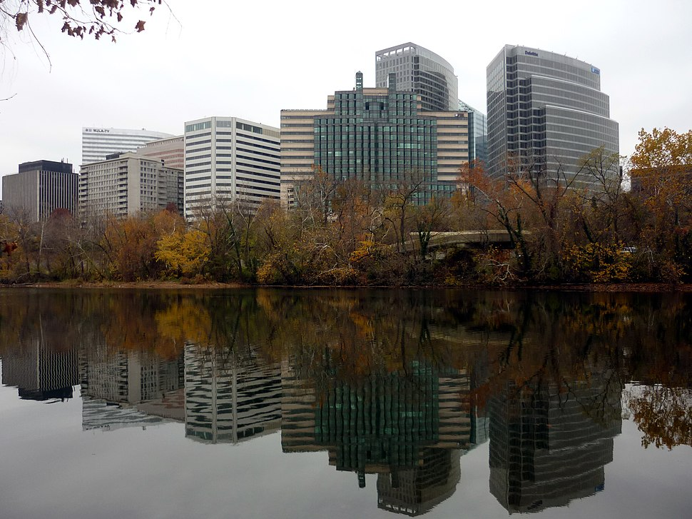 Skyline Rosslyn