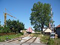 Slavonice level crossings km 37 1.jpg