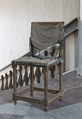 Sliten stol - Skoklosters slott - 103874.tif
