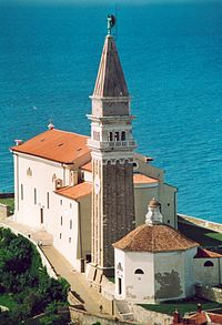 St. George's Parish Church (Piran)