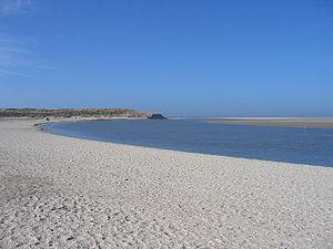 Dunes of Texel National Park - Image: Slufter 2