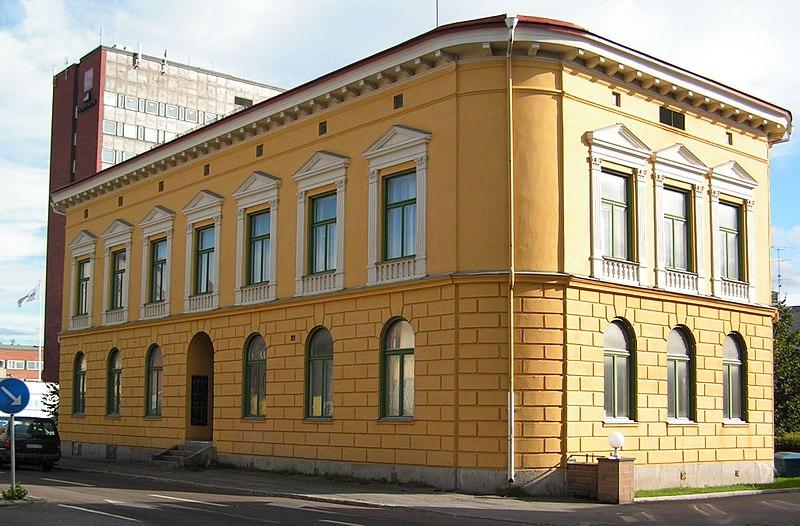 Alte Bank, Umeå