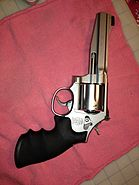 Smith & Wesson 686 Pro Series 5 inch