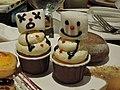 Snowman dressert in winter buffet.jpg