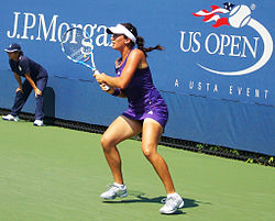 Sofia Arvidsson at the 2010 US Open 04.jpg