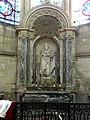 Soissons (02), cathédrale, chapelle rayonnante sud-est, autel et retable de saint Paul.jpg