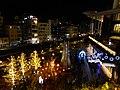 Solamachi Square at night 20141213.jpg