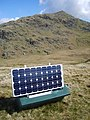 Solar Panel, Brown Haw - geograph.org.uk - 1247950.jpg