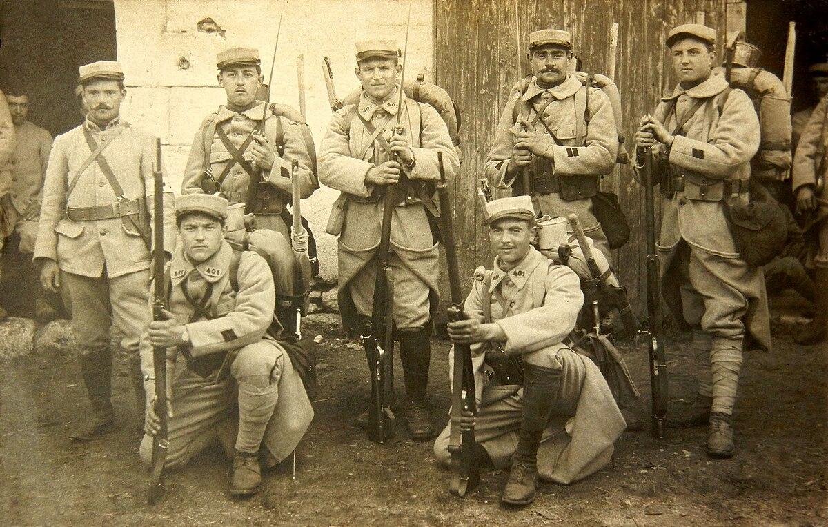 Première Guerre mondiale  Wikipédia