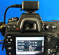 Solmeta Geotagger N2 Kompass GPS on Nikon D300.jpg