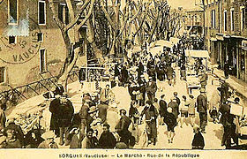 Image illustrative de l'article Marché de Sorgues
