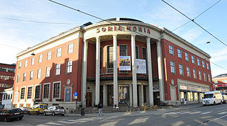 Thorvald Astrup - Image: Soria Moria, Voftsgate, Oslo, 20080416