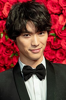 Sota Fukushi at Opening Ceremony of the Tokyo International Film Festival 2018 (03).jpg