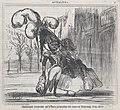 Soulouque trouvant qu'à Paris, la location des cases est beaucoup trop chère, from Actualités, published in Le Charivari, April 9, 1859 MET DP876828.jpg