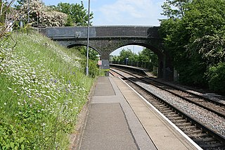 South Wigston railway station Station in Leicestershire, England