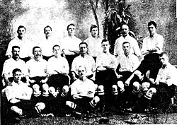 35d5c28eee6 The South African team that toured on South America. They played 12 matches  with only one defeat.