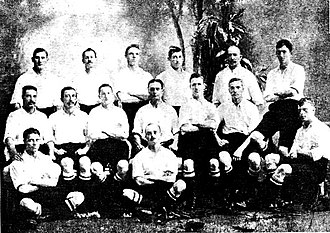 South Africa national football team - The South African team that toured on South America. They played 12 matches with only one defeat.