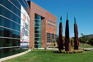 Southern Utah University -  The J L Sorenson Physical Education Building