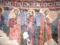 Sparone Chiesa Santa Croce Affreschi Abside 5.JPG