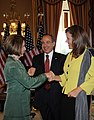 Speaker Nancy Pelosi, President Felipe Calderón, and Mrs. Margarita Zavala (4625033565).jpg