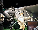 Spirit of St Louis at Stafford Air Museum (15219903107).jpg