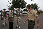 Spouses and children live a day in Marines' boots 130727-M-OB827-235.jpg