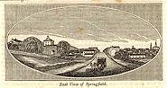 Springfield Ohio c1830