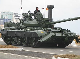 T-54/T-55 - Sri Lanka Army T-55AM2