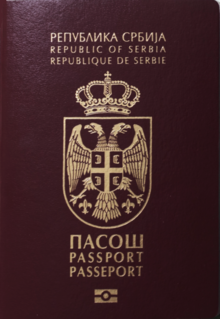 Visa requirements for Serbian citizens - Wikipedia