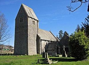 St Lythans - Image: St.Lythans Parish Church, near Cardiff. geograph.org.uk 373478
