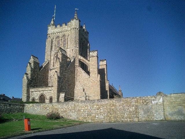 St. Hilda's Church, Hartlepool Headland