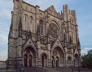 Cathedral of St. John the Divine Cathedral of the Episcopal Diocese of New York in Manhattan, New York