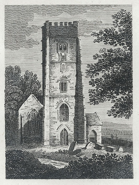 File:St. Woollos Church, West Tower.jpeg