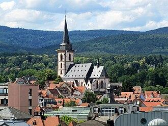 Oberursel (Taunus) - Saint Ursula Church