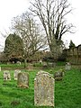 St Andrew's Church - churchyard - geograph.org.uk - 704464.jpg