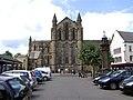 St Andrew's Parish Church, Hexham Abbey - geograph.org.uk - 187059.jpg