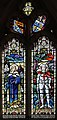 St Andrew, Wimpole - Stained glass window (geograph 5109728).jpg