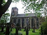 St Anne's Church, Fence - geograph.org.uk - 427402.jpg