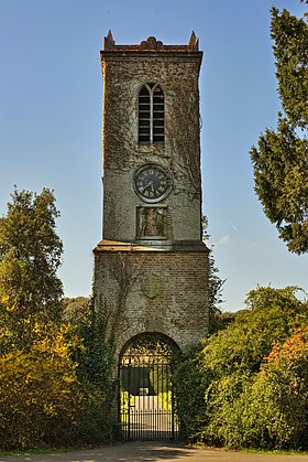 St Anne's Park Clocktower - panoramio