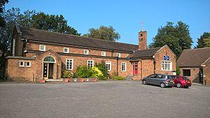 Alwoodley - St Barnabas Church