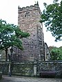St Chad's Church, Poulton-Le-Fylde, Tower - geograph.org.uk - 963184.jpg