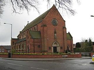 St Edwards Church, Selly Park, Birmingham Church in Selly Park, England