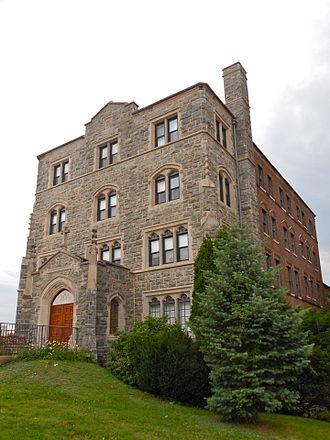 Anthony J. DePace - Convent at St. Gabriel's, Hazelton, Pennsylvania