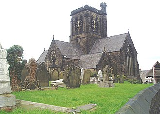 Wallasey - St Hilary's Church