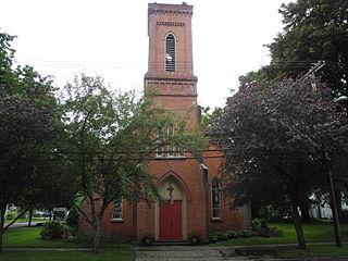 St. James Episcopal Church (Watkins Glen, New York)